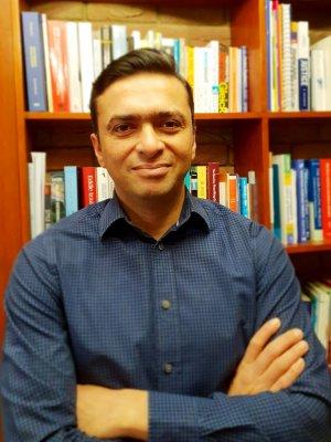 Dr. Harish Mahadevappa Child and Adolescent Psychiatrist